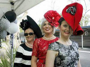 Hats impress judges