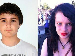 Police fear for runaway teen couple