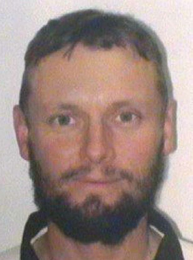 Missing man Edward Hawkins.