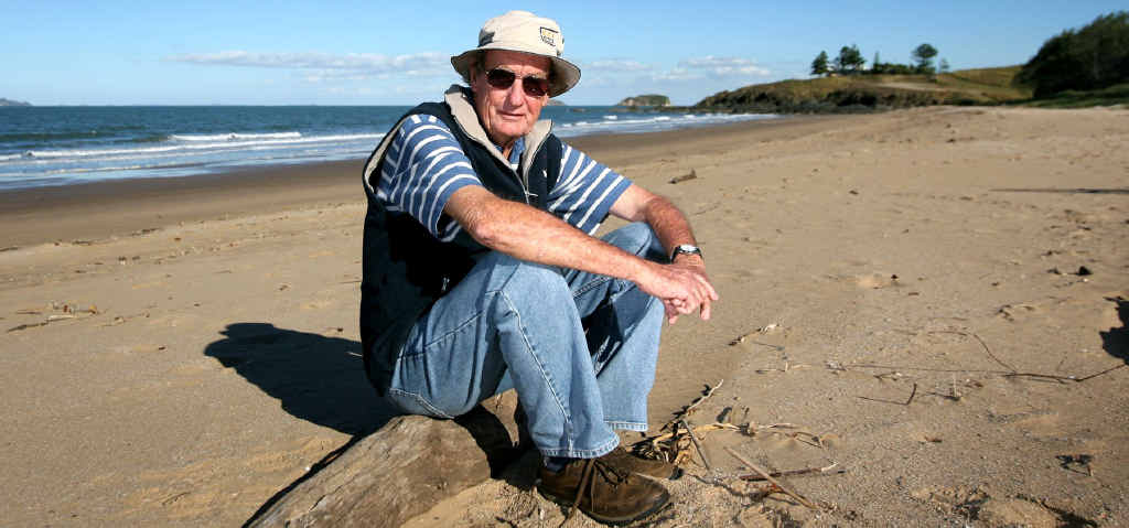 Dr Bill Burrows says the region can support coal port developments without ruining the environment he loves.