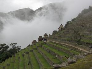 Escaping Machu Picchu's crowds