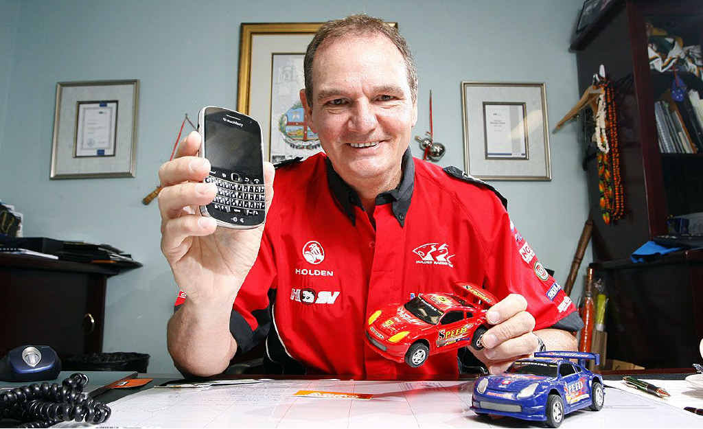 Mayor Paul Pisasale has secured a 10% discount on tickets to the Ipswich 300 V8 Supercar meeting in August for residents who use their smartphones.