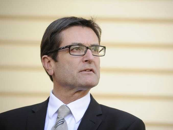 Federal Minister for Climate Change and Energy Efficiency Greg Combet