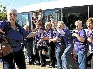 Chorus aims for sweet success