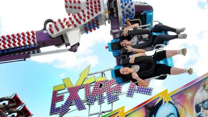 Angeline Jenner and Tamara Bradey on Extreme.
