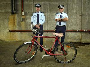 Police crack down on bike offences