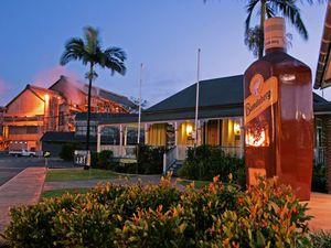 Bundy Rum becoming a tourist hotspot