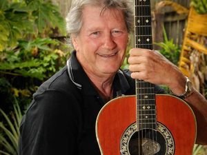 Gympie muso backed Robin