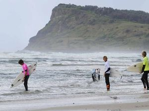 Two surf comps vie for one spot
