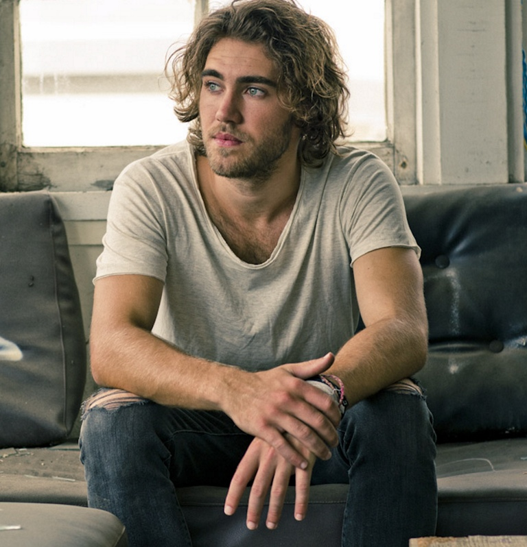 Singer-songwriter Matt Corby will be one of the main acts at Triple J's One Night Stand in Dalby on June 2.