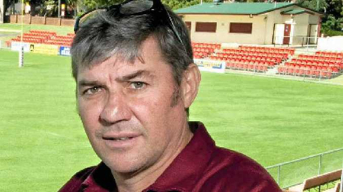 Former Maroon Terry Cook loves State of Origin time each year.