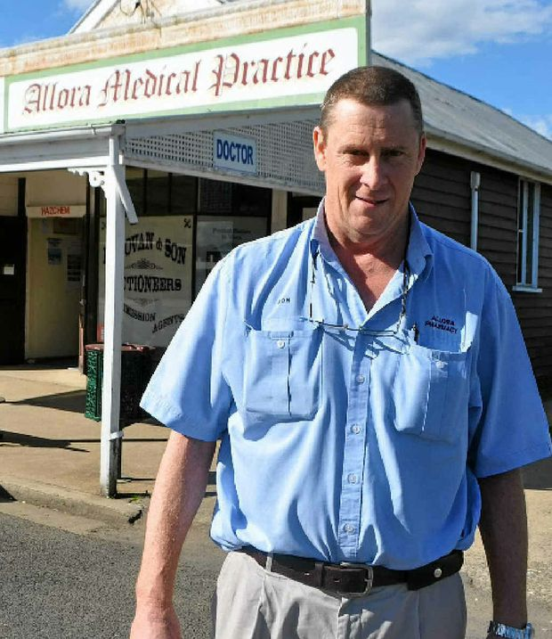 Allora Medical Support Group chairman Jon Constable said this weekend's breakfast fundraiser would help keep the ball rolling towards a new medical centre.