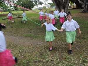 School students prepare for fair