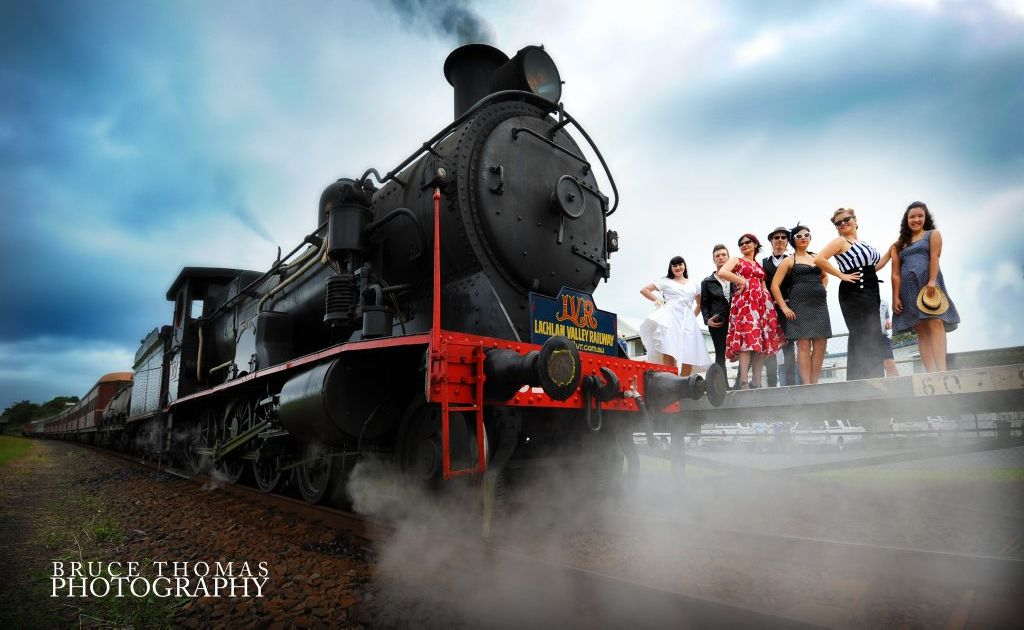 Get on board for the Lachlan Valley Railway's North Coast Steam Train Tour!