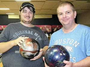 Duo take wins on bowling lane