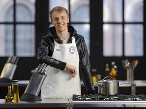 Pressure too much for teen cook