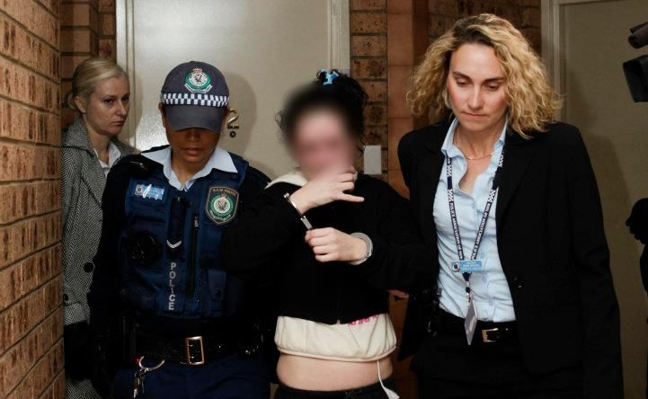 On Thursday, two women and four men were arrested during raids in Sydney's west.