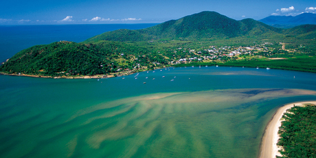 Cooktown adds a touch of civilisation to the remoteness of far north Queensland.