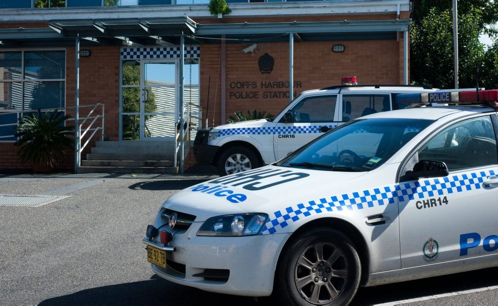 A 59 year-old man has been charged after cash was allegedly stolen from a police station at Coffs Harbour.