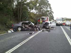 Infant dies after Hwy tragedy