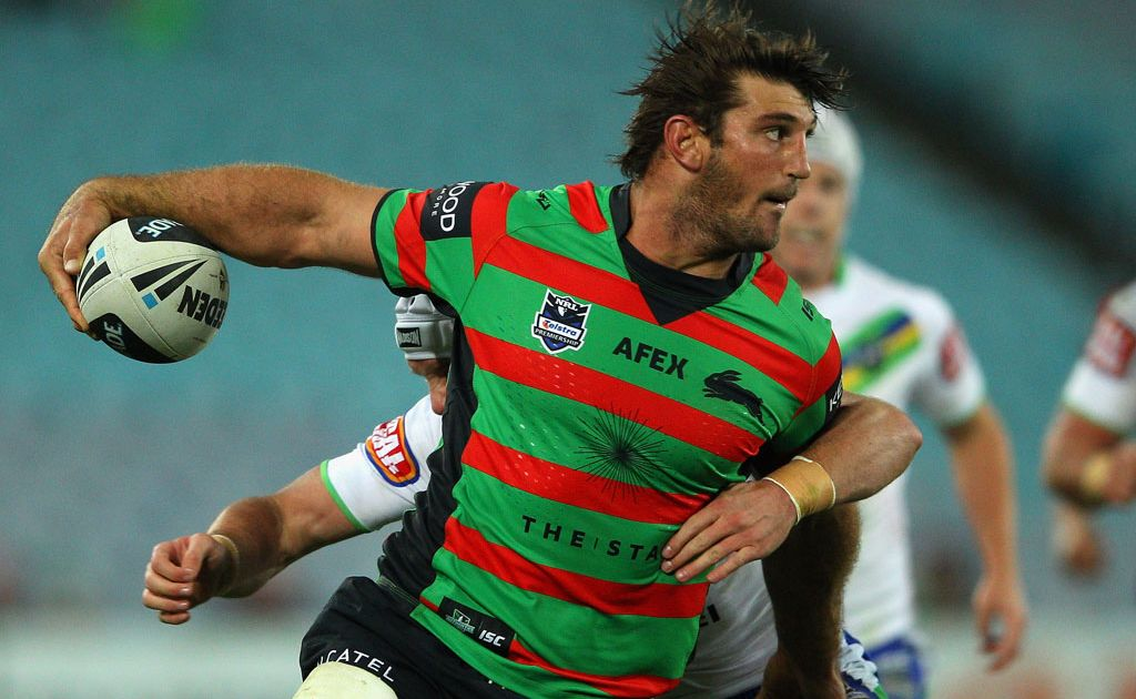 FINAL: The Rabbitohs will take on the Bulldogs in the NRL grand final.