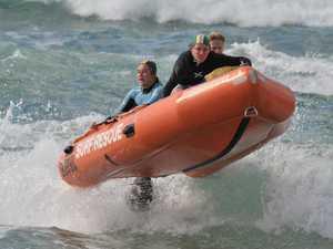 Ocean Roar IRB Series at Coolum