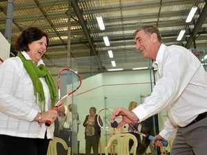 Million dollar facilities opened