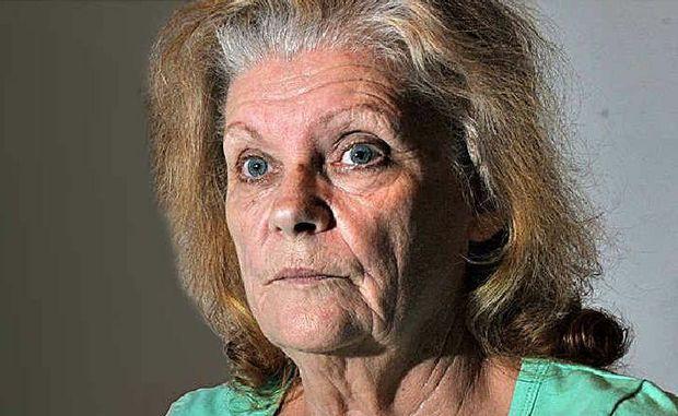 The Sunshine Coast nurse who was bashed.