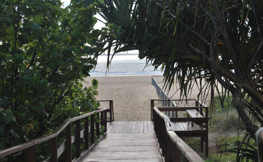 Bilinga Beach is a quiet haven.