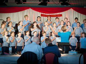 Choirs impress at Eisteddfod