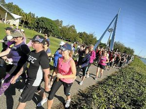 Walk raises funds for kids