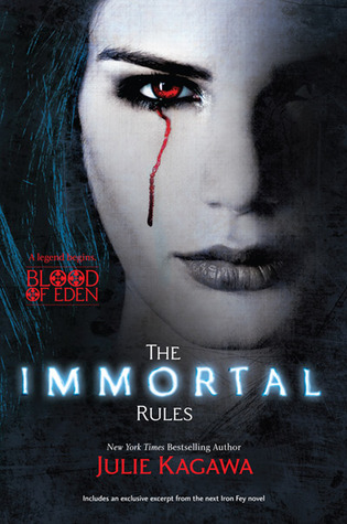 The Immortal Rules is dark fantasy at its best.