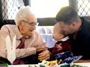 100th birthday of Jack Glasson