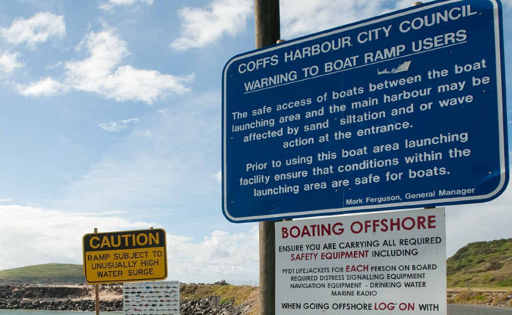 Coffs Harbour boaties say they'll embrace a user pays system for the boat ramp but not before modifications are made.