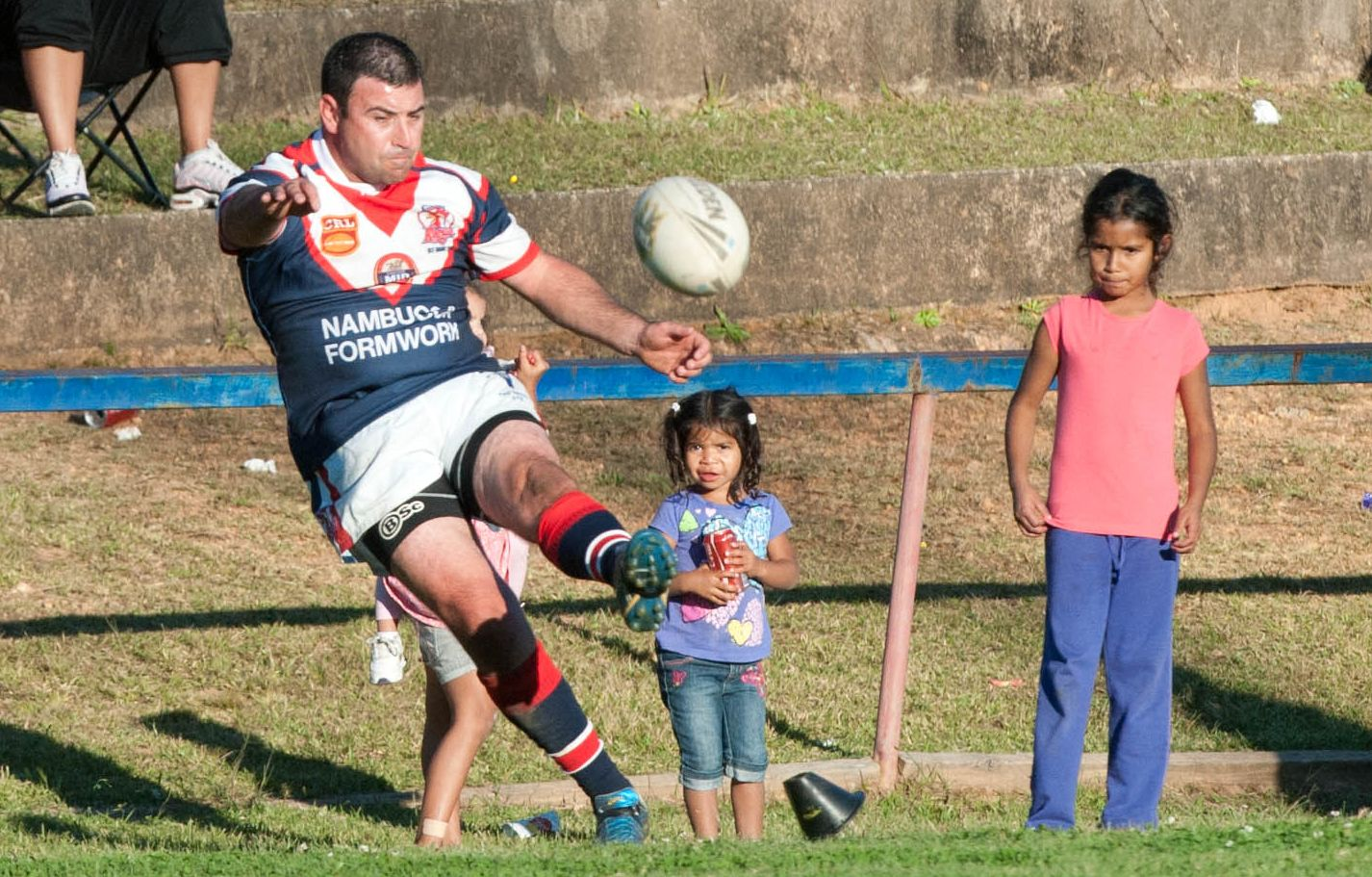 Michael Ronan continued his good form at Coramba with two tries and five goals in his sides 50-0 win over Orara Valley.