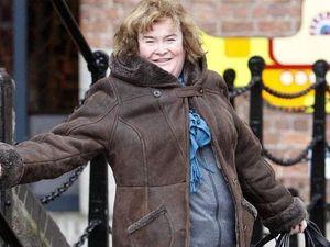 Susan Boyle's emotional breakdown