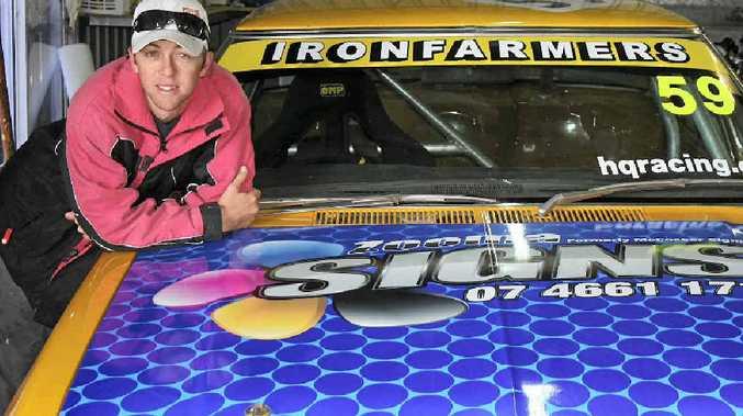 Warwick driver Jamie Furness is heading to the Australian HQ Championships at Sandown.