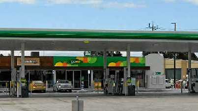 FILL UP: Truckies will love the snacks and meals at the new Truckstop.