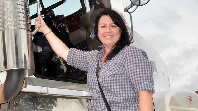 Carly Morrissey is the new editor at Big Rigs.