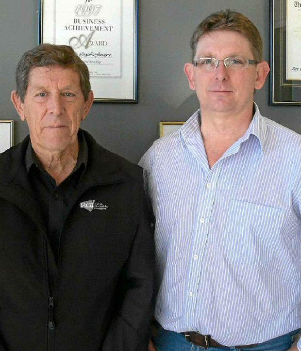 Warren and David Rice.