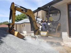 Resource boom drives development