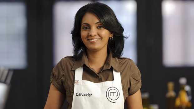 MasterChef Top 20 contestant Dalvinder Dhami.