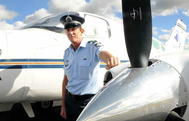 Gympie police Officer in Charge, Snr Sgt Graeme Reeves, will take off for Canada at the end of next month to research a solution to a major policing issue.