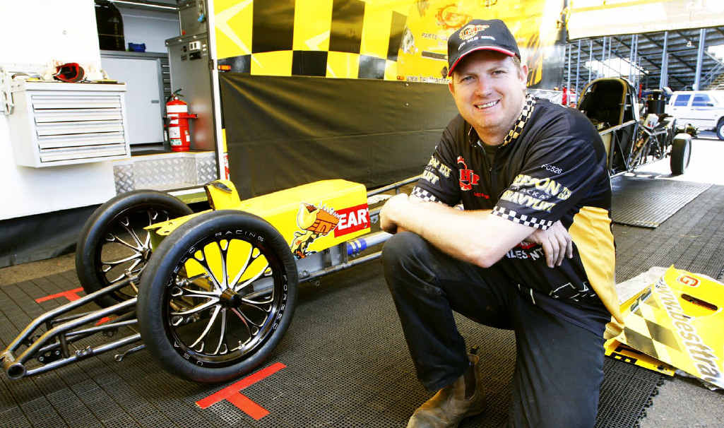 BTP Racing crew chief Tim Adams is keen for victory on his home track this weekend.