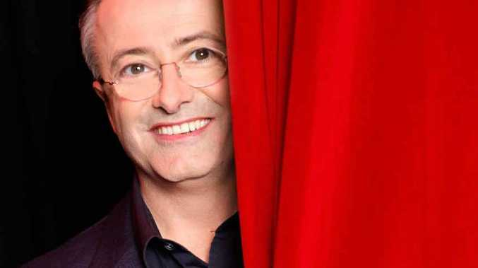 Andrew Denton is the host of new ABC game show Randling.