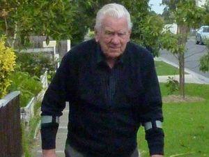 Man, 87, 'treated like terrorist'