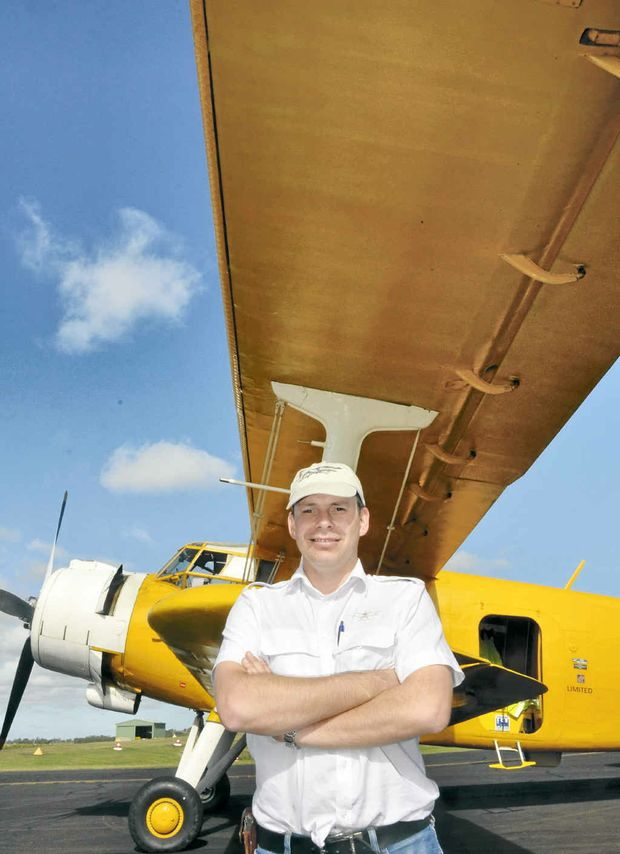 Antonov An-2 VH-CCE owner Seppo Saario is looking forward to helping to raise money for Angel Flight by providing flights at the Northern Rivers Aero Club.