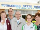 Four generations of Hinklers return