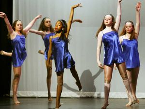Dancers step out in force