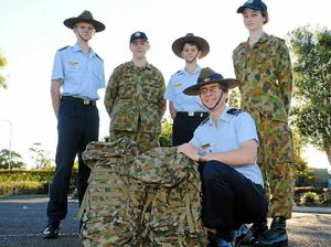 Grant to help cadets' training